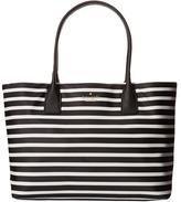 Kate Spade Classic Nylon Catie Tote Handbags