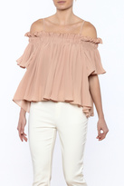 Endless Rose Makin' Me Blush Blouse