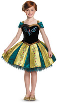 Disguise Frozen Anna Coronation Tutu Prestige Costume (Toddler, Little Girls, & Big Girls)