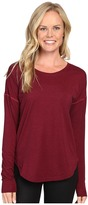 Lucy Final Rep Long Sleeve Top