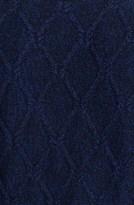 St. John Lattice Cable Knit Sweater