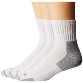 Carhartt Cotton Quarter Work Socks 3-Pack