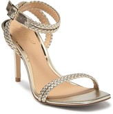 Badgley Mischka Sprinkle Braided Strappy Sandal
