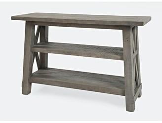 "Laurel Foundry Modern Farmhouse Jarod 50"" Solid Wood Console Table"