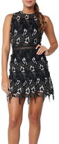 Karina Grimaldi Emanuel Dress Black