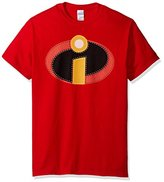 Disney Men's The Incredibles Costume T-Shirt