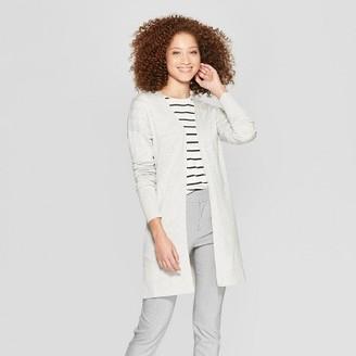 Women's Long Sleeve Open Cardigan Sweater - A New DayTM