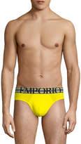 Emporio Armani Men's Athletic Big Eagle Brief