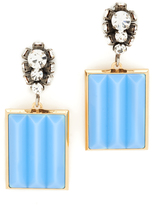 Marni Strass Earrings