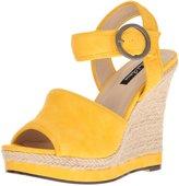 Michael Antonio Women's Galleria Espadrille Wedge Sandal