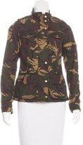 Barbour Camouflage Utility Jacket