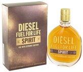 Diesel Fuel For Life Spirit by Eau De Toilette Spray 2.5 oz for Men