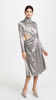 Prabal Gurung Twist Dress with Cutout