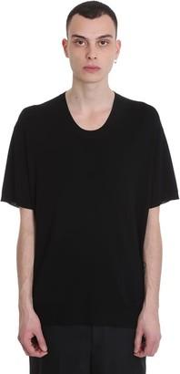 Neil Barrett T-shirt In Black Viscose
