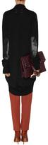 Maison Martin Margiela Wool Extra Long Cardigan