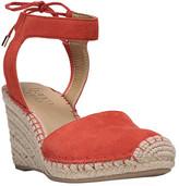 Franco Sarto Women's Mariska Wedge Closed Toe Sandal