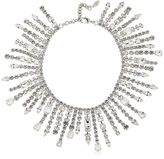 Giuseppe Zanotti Design Dripping Crystal Necklace