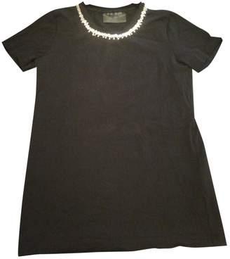 Philipp Plein Black Cotton - elasthane Dresses