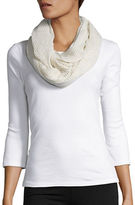 Steve Madden Open-Knit Loop Scarf