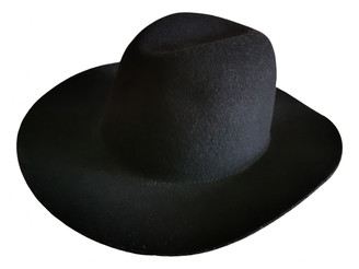 Etudes Studio Black Wool Hats
