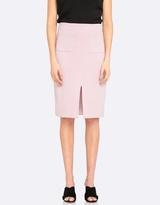 Oxford Elisa Stretch Skirt