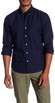 Bonobos Polka Dot Oxford Button Slim Fit Shirt