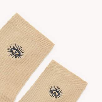 Sandro Lurex socks