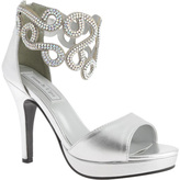 Touch Ups Women's Saturn Ankle Strap Sandal
