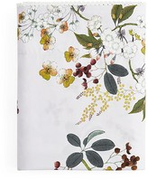 Yves Delorme Louise Flat Sheet, Full/Queen