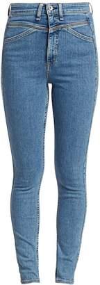 Rag & Bone Jane Super High-Rise Skinny Ankle Jeans
