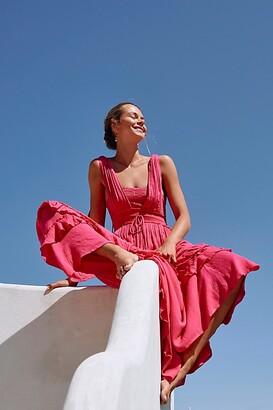 Santa Maria Maxi Dress