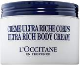 L'Occitane L'Occitane Shea Butter Ultra Rich Body Cream