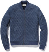 Original Penguin Quilted Track Jacket