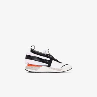 Nike White Drifter Gator ISPA sneakers