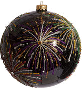 Jay Strongwater Fireworks Artisan Tree Decoration - Black