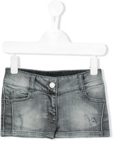 Zadig & Voltaire Kids - denim shorts - kids - Cotton/Spandex/Elastane - 4 yrs