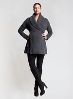 Isabella Oliver Cosy Belted Maternity Cardigan