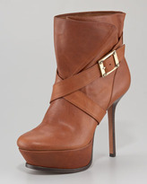 Rachel Zoe Michelle Platform Leather Boot
