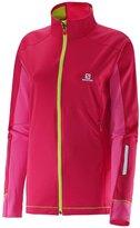 Salomon Equipe Softshell XC Ski Jacket Womens Sz M