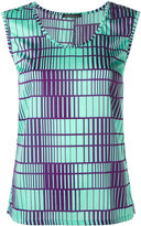 Laura Urbinati sleeveless top - women - Silk/Polyamide/Spandex/Elastane - 42