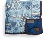 Thumbnail for your product : Ralph Lauren Limited-Edition Indigo Patchwork Quilt