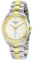 Tissot Men's T1014102203100 Analog Display Quartz Two Tone Watch