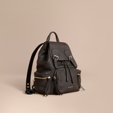 Burberry The Medium Rucksack in Deerskin with Resin Chain