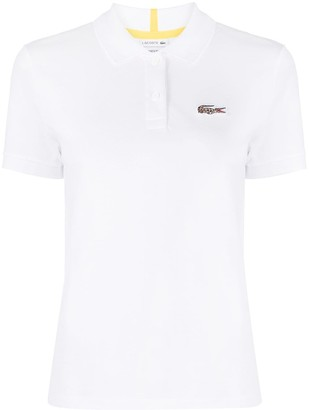 Lacoste Chest Logo Patch Polo Shirt