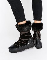 Sixty Seven SixtySeven Lace Up Snow Boots