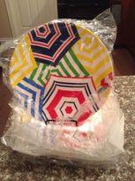 Martha Stewart Collection Umbrella Melamine Salad Plates Set Of 8