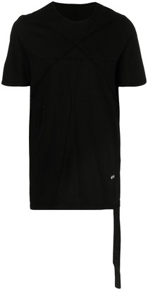 Rick Owens logo patch T-shirt