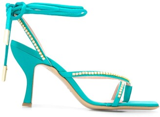 Gia Couture Hayley open-toe sandals