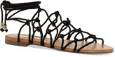 INC International Concepts Women's Gallena Popsicle® Collection Flat Sandals, Created for Macy's