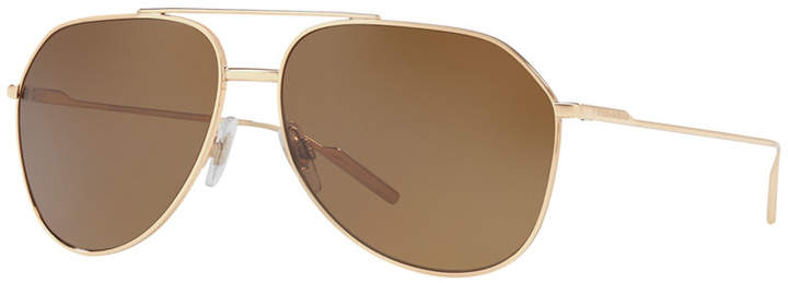 Dolce & Gabbana Polarized Sunglasses, DG2166